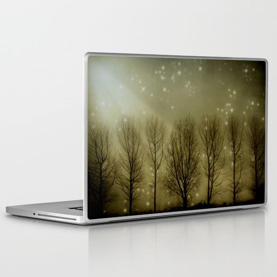 When Twilight Drops Her Curtain Laptop & iPad Skin