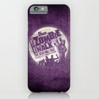 Zombie Walk iPhone 6 Slim Case