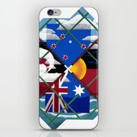 Down Under iPhone & iPod Skin