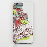 iPhone & iPod Case featuring Tur-Town by Yoshi Andrian