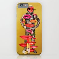 iPhone Cases featuring Rocket Man by Eugenia Loli
