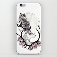 Deer Spirit iPhone & iPod Skin