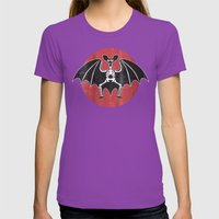 The Pire Club Womens Fitted Tee Ultraviolet SMALL