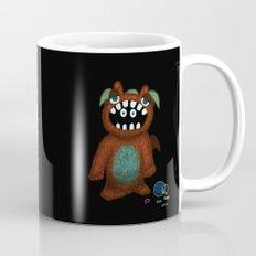 Scared Monster Mug