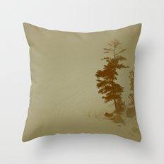 Gunflint Trail Throw Pillow