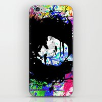 The Lizard King  iPhone & iPod Skin