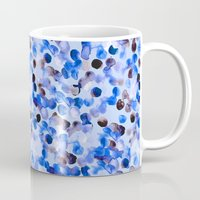 Blue Spots Mug