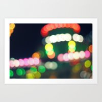 Let's Make A Night To Re… Art Print
