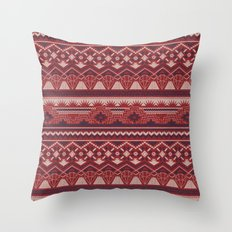 CRYSTAL AZTEC   Throw Pillow