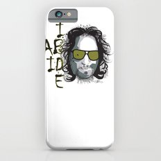 The Dude - Big Lebowski INK Slim Case iPhone 6s