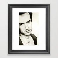 Andrew Scott Framed Art Print