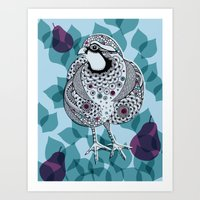 Partridge Art Print