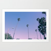 ..And Then I Moved To Lo… Art Print