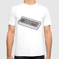 T-shirt featuring NES by Greg Koenig