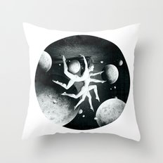 Atlas Helix Throw Pillow