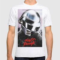 Daft-er Mens Fitted Tee Ash Grey SMALL