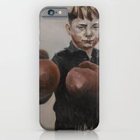 iPhone & iPod Case featuring fight! by karien deroo