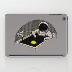 Space bath iPad Case