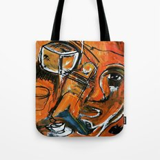 Baggage Tote Bag