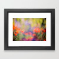 Layers of Joy 2 Framed Art Print