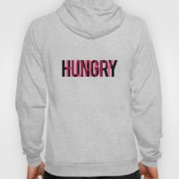Hungry/Horny Typography Hoody