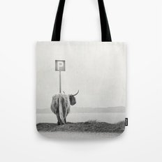 Highland Visitor Tote Bag