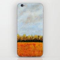 Oakdale Nature Preserve iPhone & iPod Skin