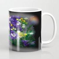 wildflowers / nature, flora, still life,  Mug