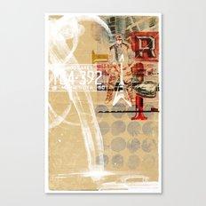 MINNESOTA BOPPER Canvas Print