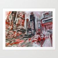 New-york-1050906.jpg Art Print