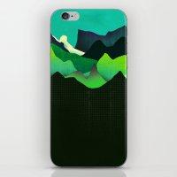 Landscape Slice iPhone & iPod Skin