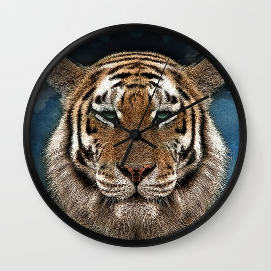 Sumatra and tiny Wall Clock