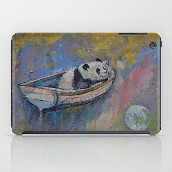 Panda Moon iPad Case