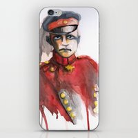 le petit Rouge (Little Red) iPhone & iPod Skin