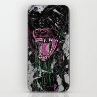 Untamed iPhone & iPod Skin
