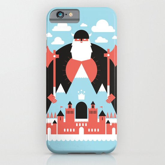 King of the Mountain iPhone & iPod Case