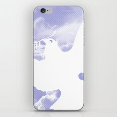 Peace all over iPhone & iPod Skin