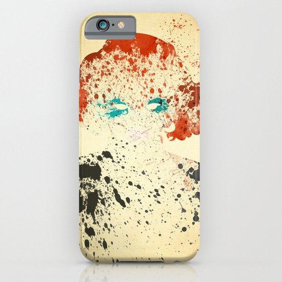 Natalia iPhone & iPod Case