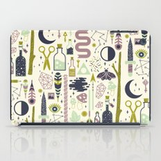 The Witch's Collection iPad Case