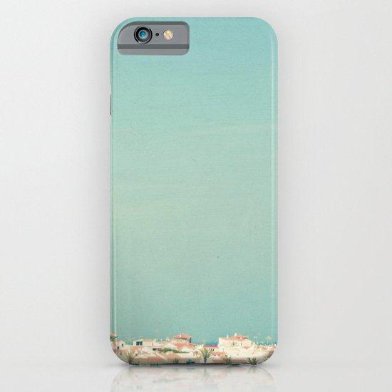 Mediterranean Skyline iPhone & iPod Case