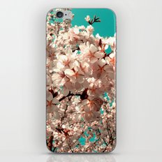 cherry blossom III iPhone & iPod Skin