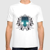 X2 Mens Fitted Tee White SMALL