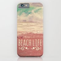 iPhone & iPod Case featuring Beach Life by Josrick