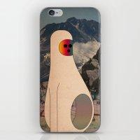 astro_buchi iPhone & iPod Skin