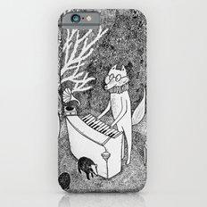 Fox Piano iPhone 6s Slim Case