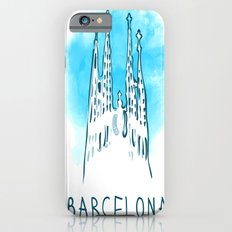 Barcelona 02 iPhone 6 Slim Case