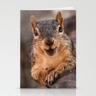 Did You Bring Nuts? Stationery Cards