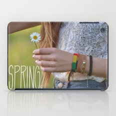 Waiting for Summer iPad Case