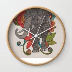 Ruby Wall Clock