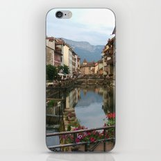 The Venice of France iPhone & iPod Skin